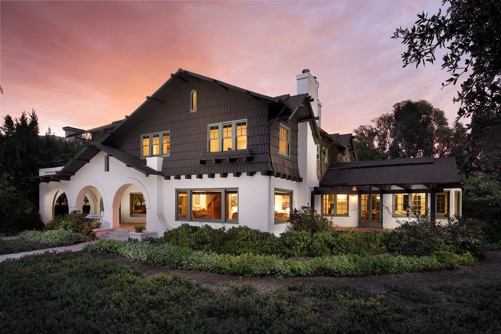 Southern California Homes Exterior House Colour Schemes for Craftsman Exterior Exterior Photos Door Contractors and Installers
