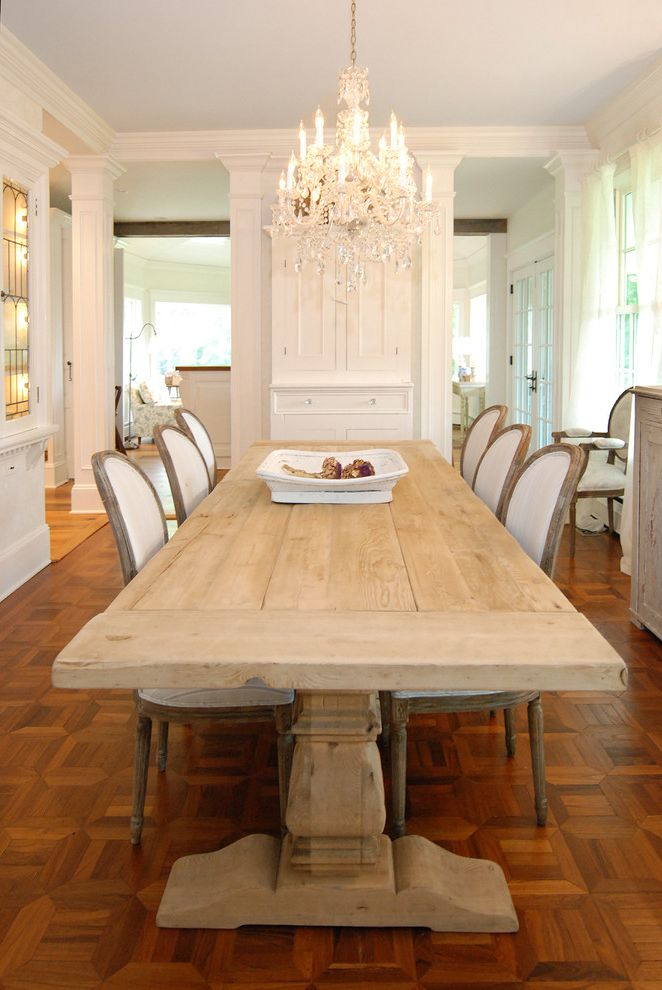 Traditional Dining Room How to Refinish a Wood Table for Traditional Dining Room Dining Photos Kitchen and Bathroom Designers