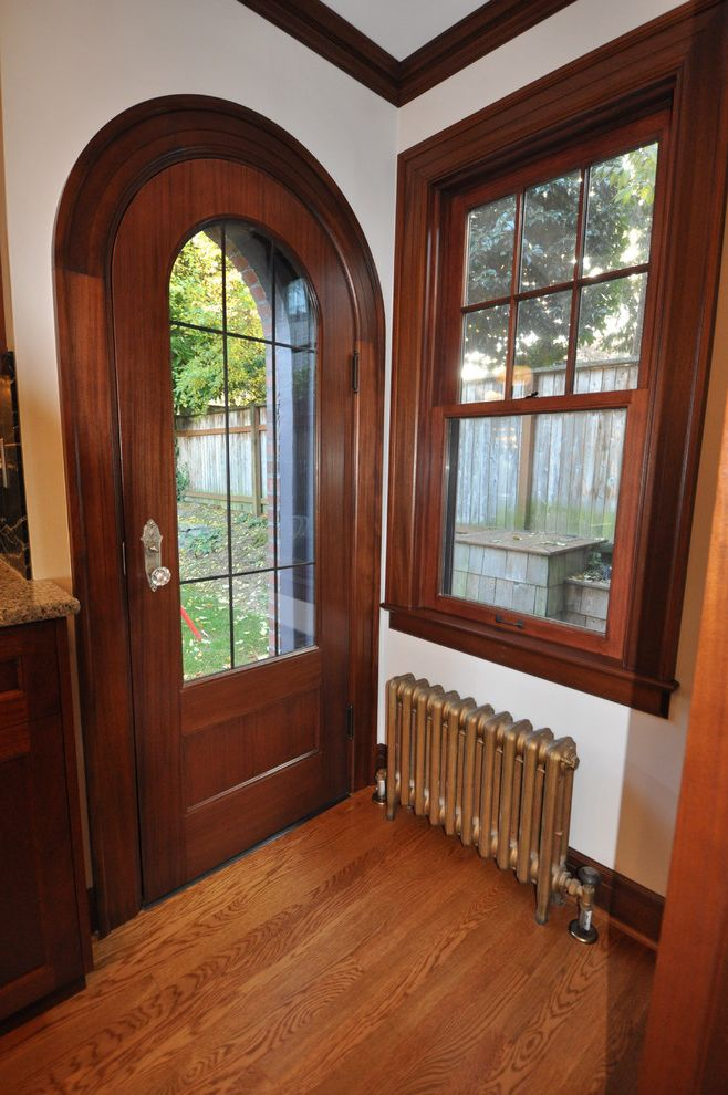Tudor Kitchen How to Paint a Front Door for Traditional Entry Entry Photos Home Stagers
