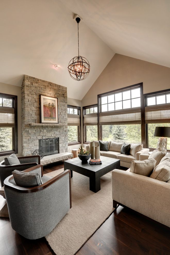 Urban Lodge Love It or List It for Transitional Family Room Living Photos Minimalist Family Room Ideas